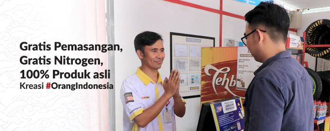 Kreasi Orang Indonesia Planetban Sep
