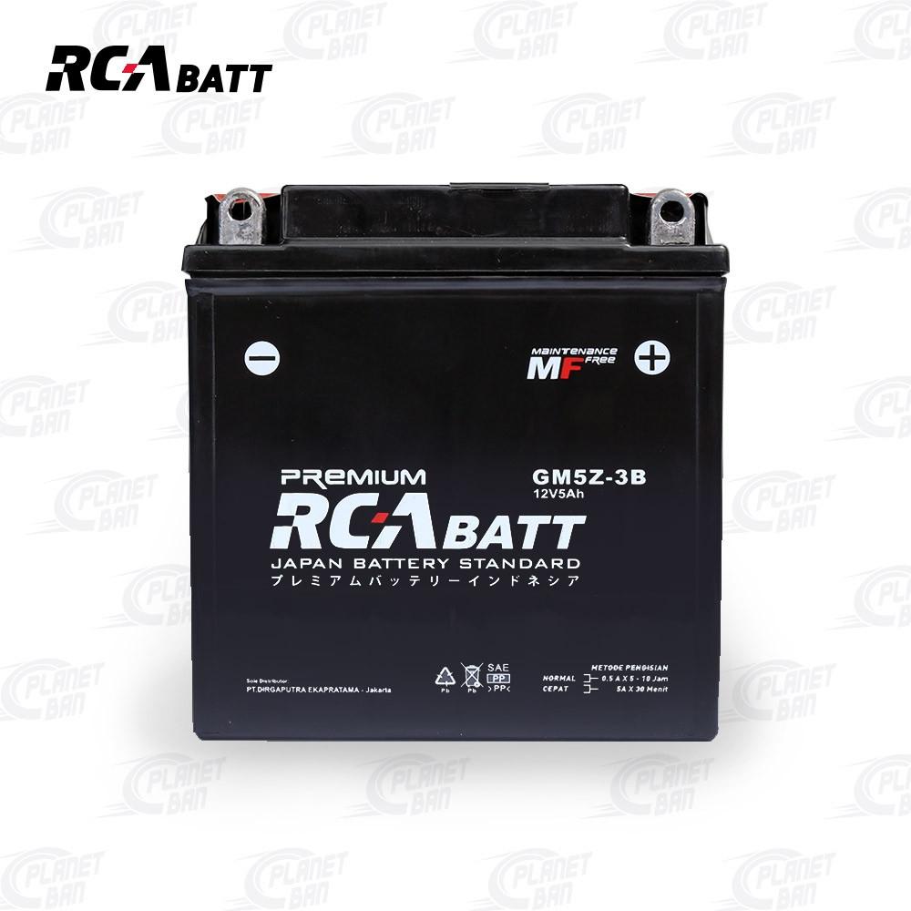 RCA BATT GM5Z-3B 12V/5Ah