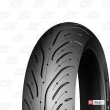 MICHELIN PILOT ROAD 4 RADIAL R17