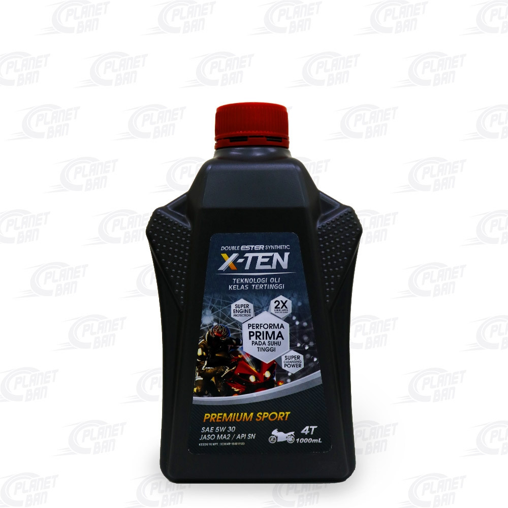 X-TEN 5W30 PREMIUM SPORT 1.0L