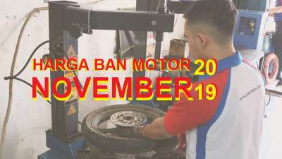 Daftar Harga Ban Motor Murah, Terbaik, Semua Ukuran di Planet Ban   November 2019