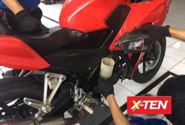 Fungsi Oli X-Ten Untuk Sepeda Motor. Banyak Untungnya!